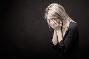leczenie depresji kobieta w depresji
